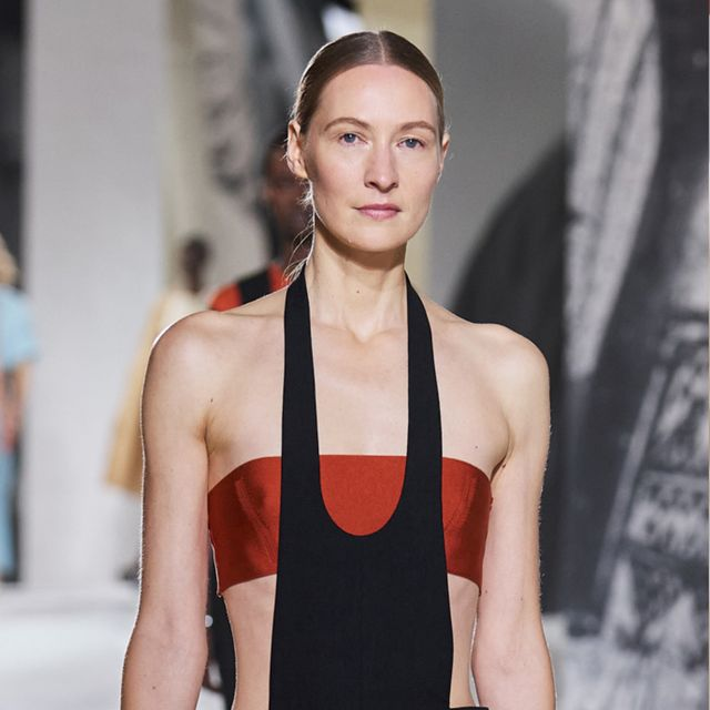 hermès打造清新挑逗的「第二層肌膚」!以觸覺渴望形塑hermès 2021春夏系列