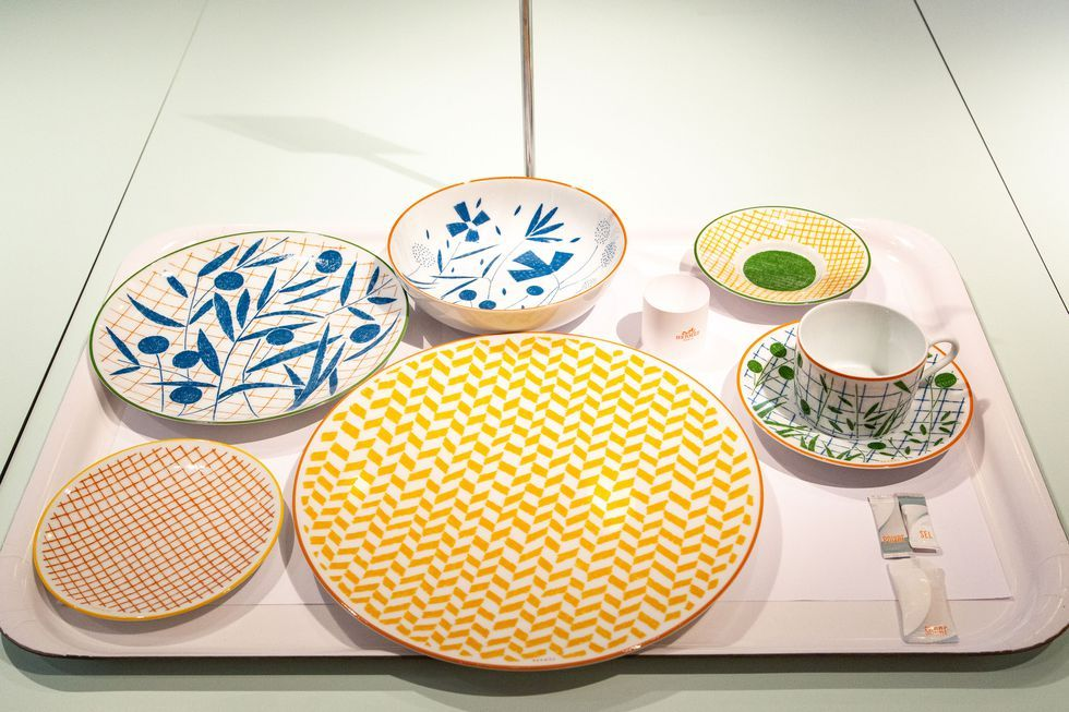 Hermes Tableware Collection