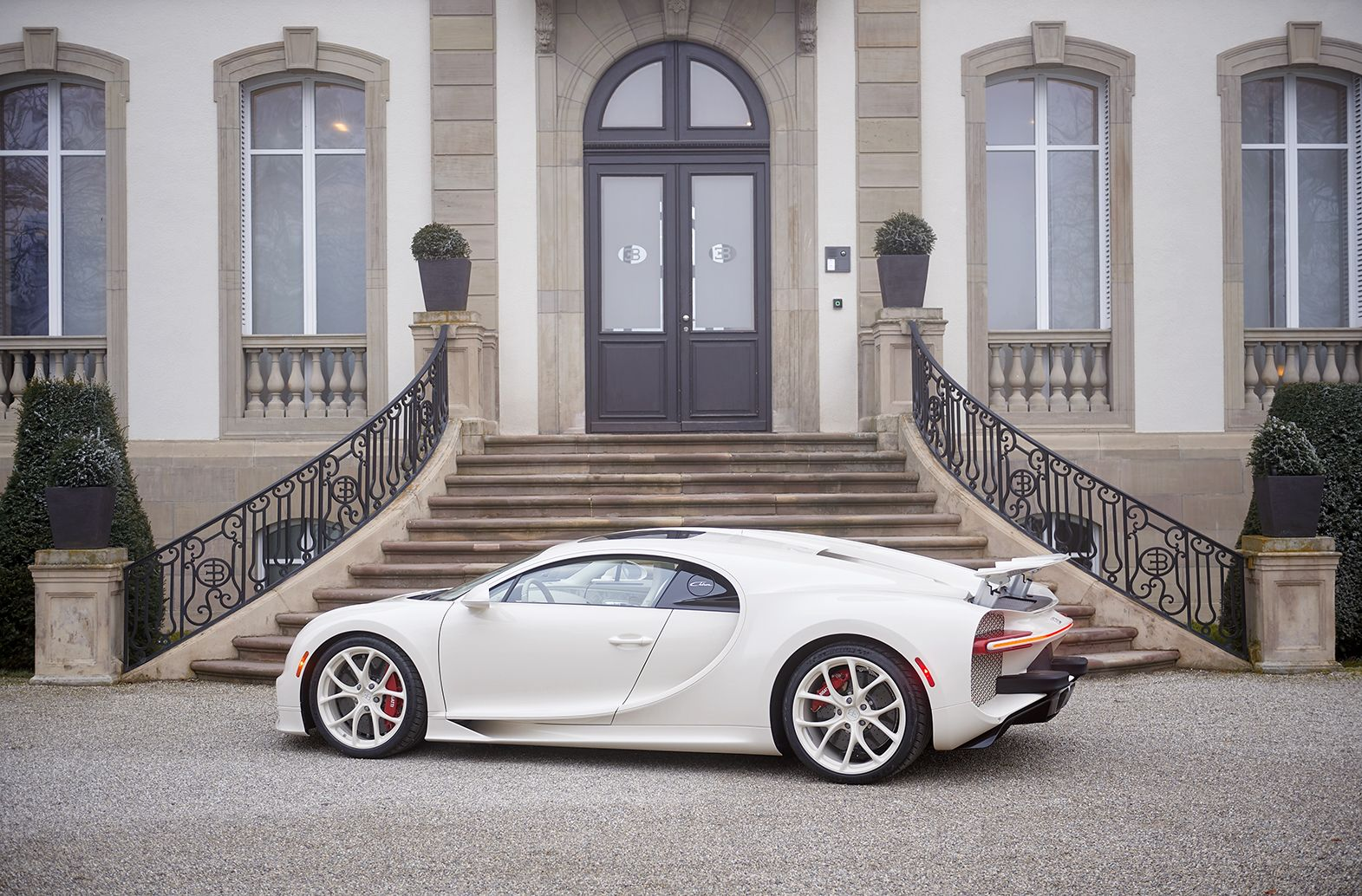 This Sublime Bugatti Chiron Hermes Edition Took 3 Years To Build