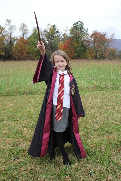 15 Diy Harry Potter Costumes How To Make A Harry Potter Halloween