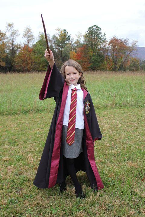 hermione halloween costume idea