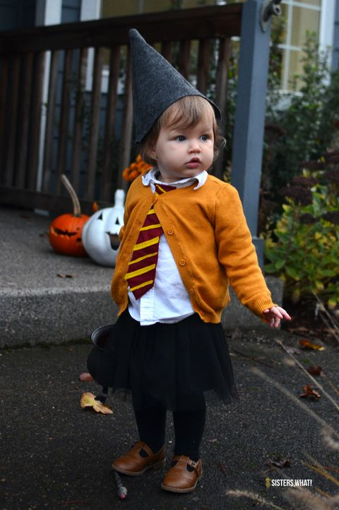 hermione toddler costume