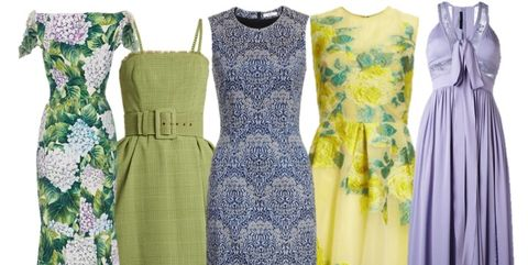 no one wants to upstage the bride on her big day but with these dresses youll come pretty close