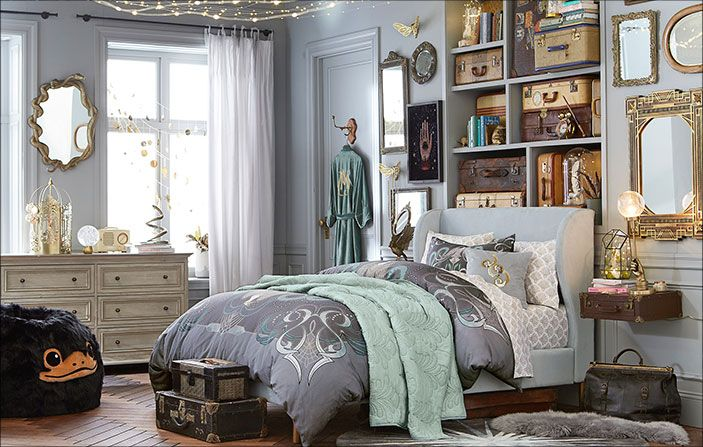 Pottery Barn's Fantastic Beasts Collection Will Turn Your Room Into Magic