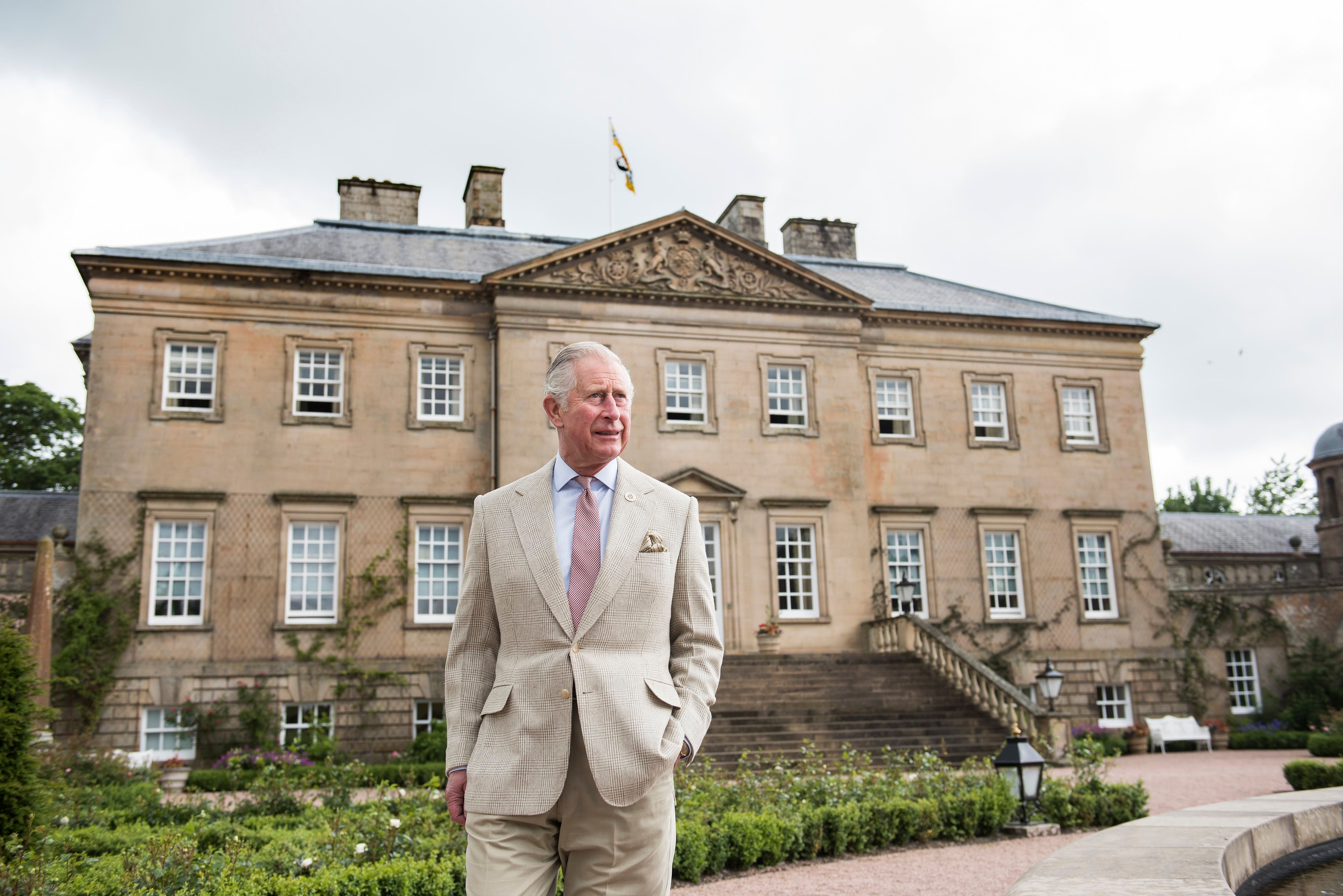 Google street view takes royal fans inside Prince Charles' homes