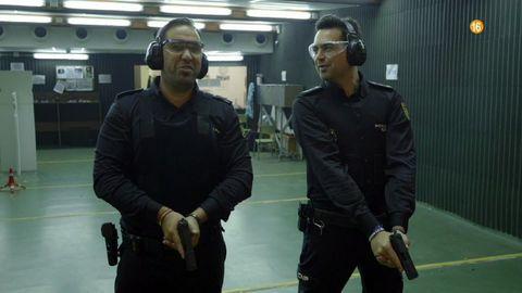 Juan y Kamal, 'Héroes, más allá del deber'