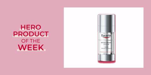 Hero product of the week - Eucerin Hyaluron Filler Night Peeling & Serum