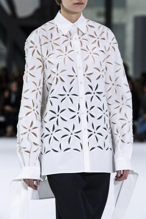 tendenza moda inverno 2021 camicia bianca