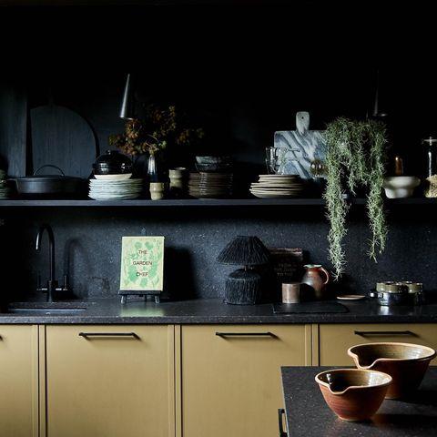 Herringbone Kitchens collaborate with Abigail Ahern