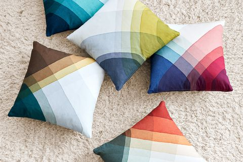 Herringbone Pillows di Raw-Egis per Vitra