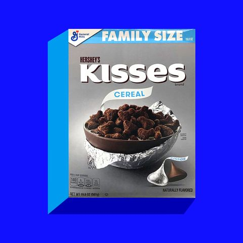 Hershey'sKisses cereal