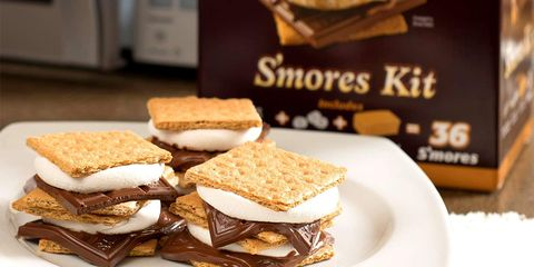 This Hershey's S'mores Kit Comes With Everything You Need to Make 36 Gooey Treats