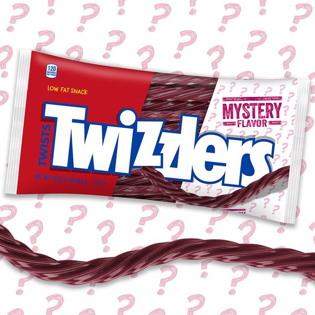hershey's twizzler's mystery flavor candy