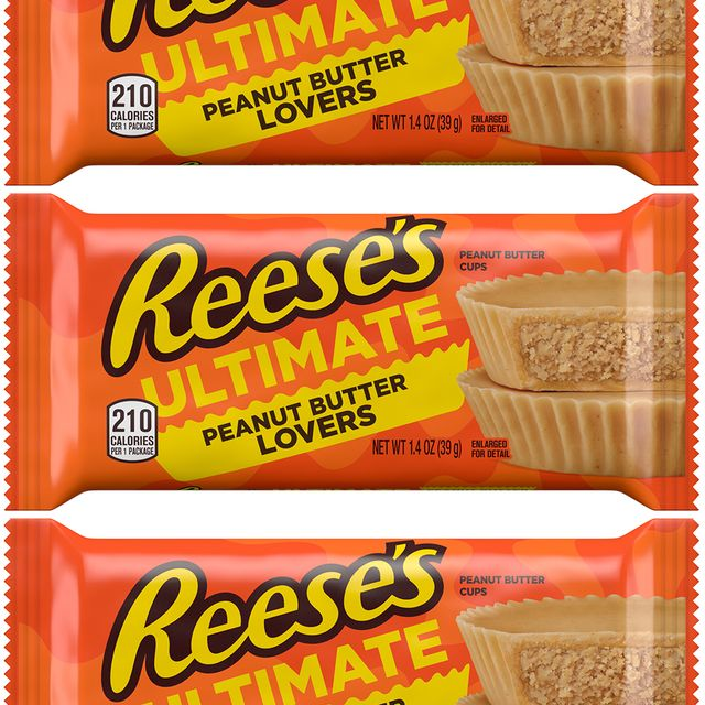 hershey's reese's ultimate peanut butter lovers