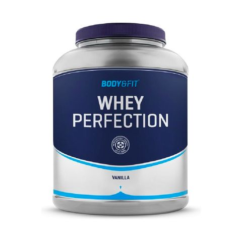 body  fit   whey perfection