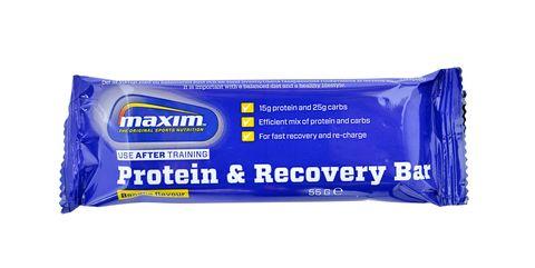 Herstelrepen - Maxim Protein & Recovery Bar