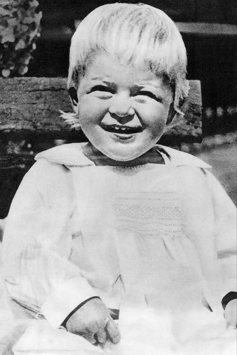 Prince Philip baby photo