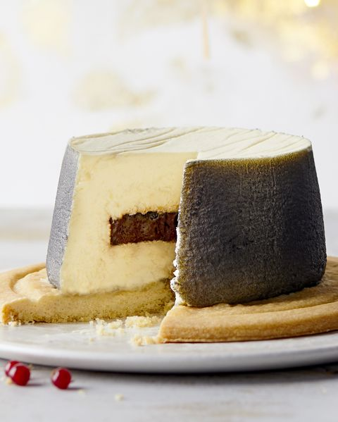 Heston Blumenthal - Waitrose - Fig and Port Cheese Cake