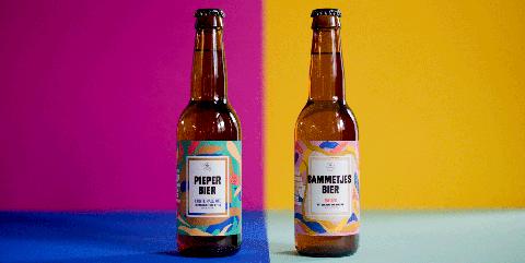 Het Grote Bierdiner, bieren vanInstock