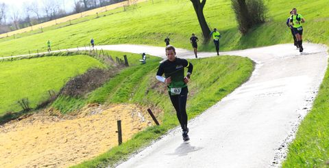 heuvellandmarathon natuurmarathon hardlopen hardloper