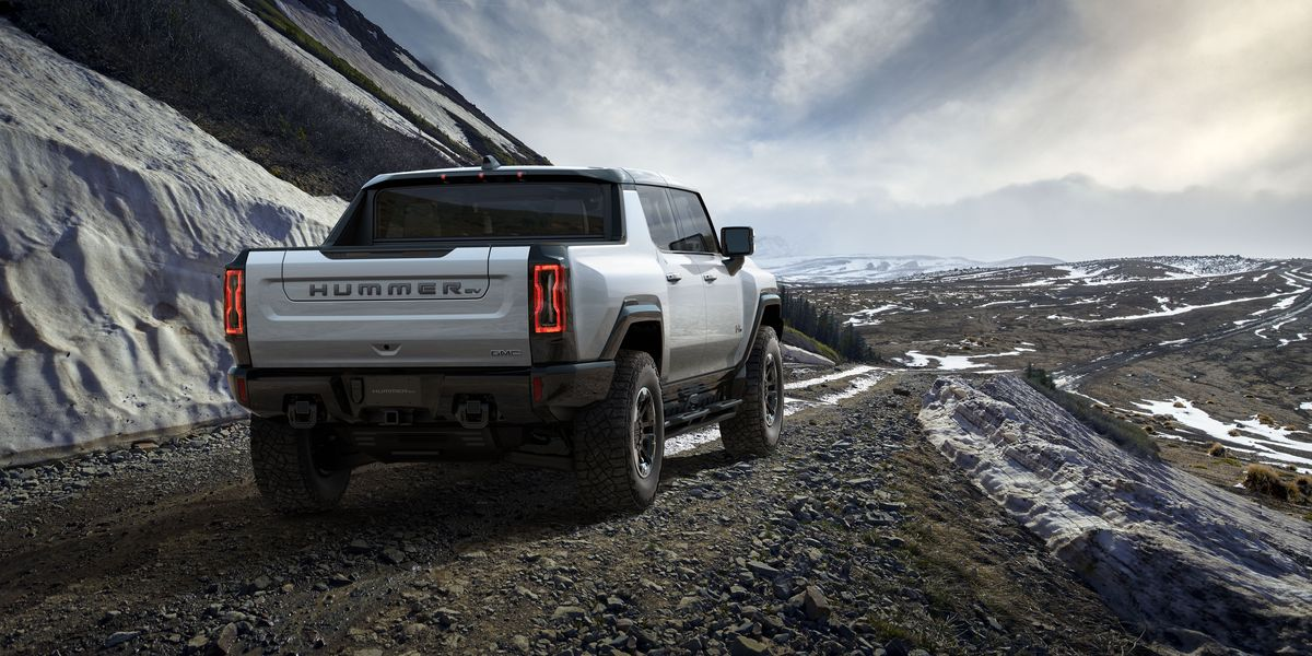 It's Official, the GMC Hummer Is Back as an EV