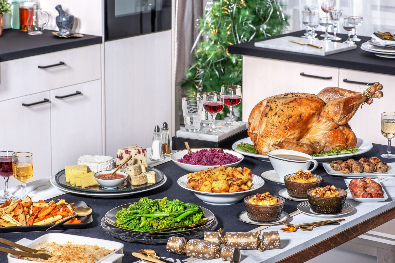 Christmas Dinner In A Box 2021 Best Christmas Recipe Boxes 2020 Tried And Tested