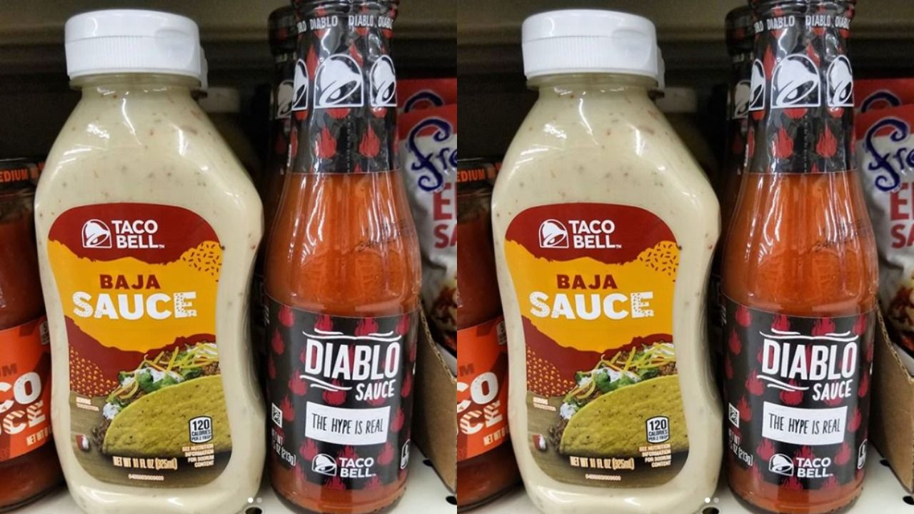 You Can Buy A Container Of Taco Bell S Baja Sauce To Keep At Home Select your state to find taco bell favorites like burritos, quesadillas, nachos, and tacos near you. taco bell s baja sauce