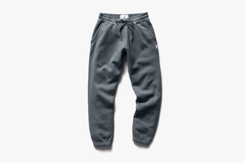reigning champ midweight fleece cuffed sweatpants