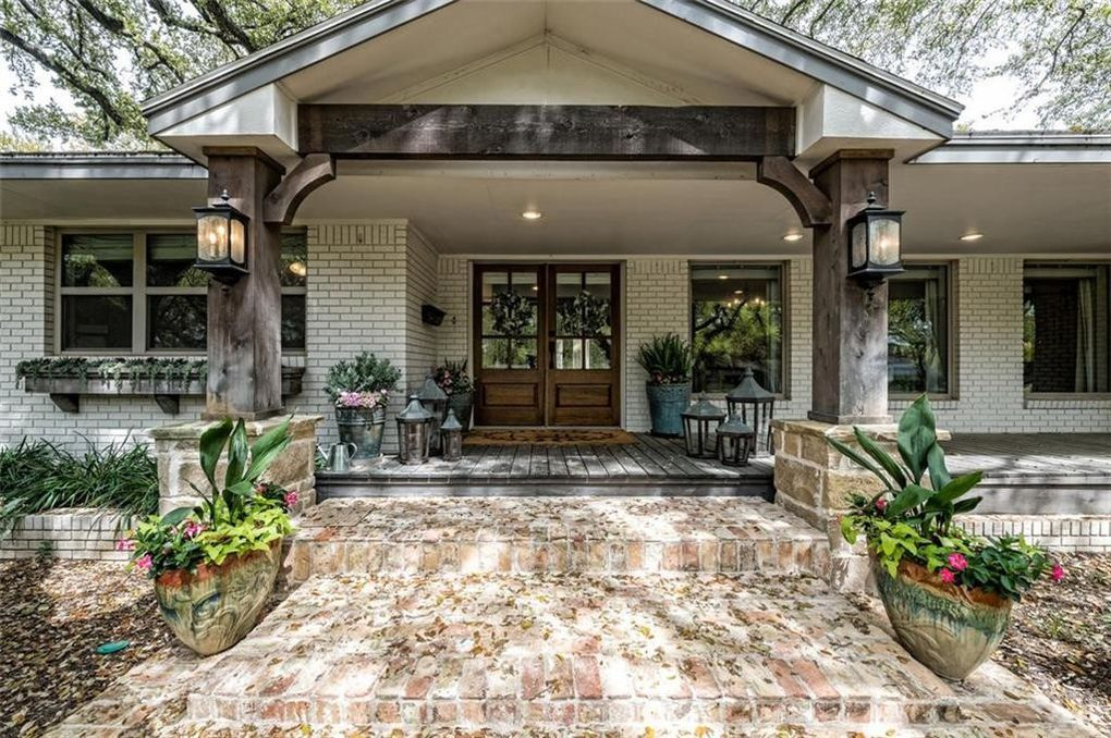 Fixer Upper S Asian Ranch House In Waco Is Now On The Market