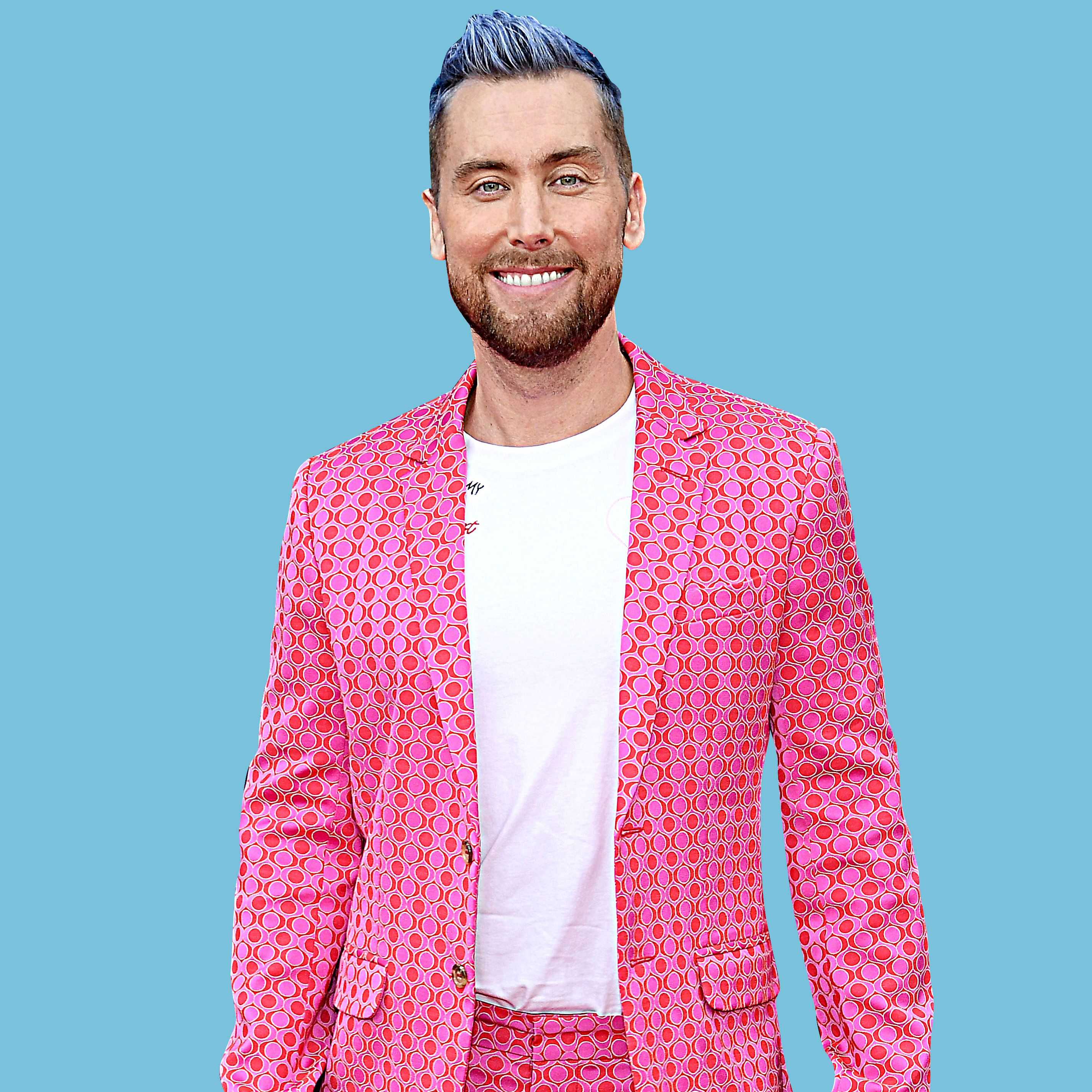 Lance Bass Is Hosting HGTV Holiday Special Outrageous to Kick Off the Season