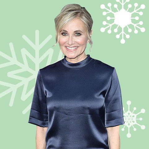 My Christmas Dream 2019.Maureen Mccormick Alison Victoria Co Host Hgtv S White