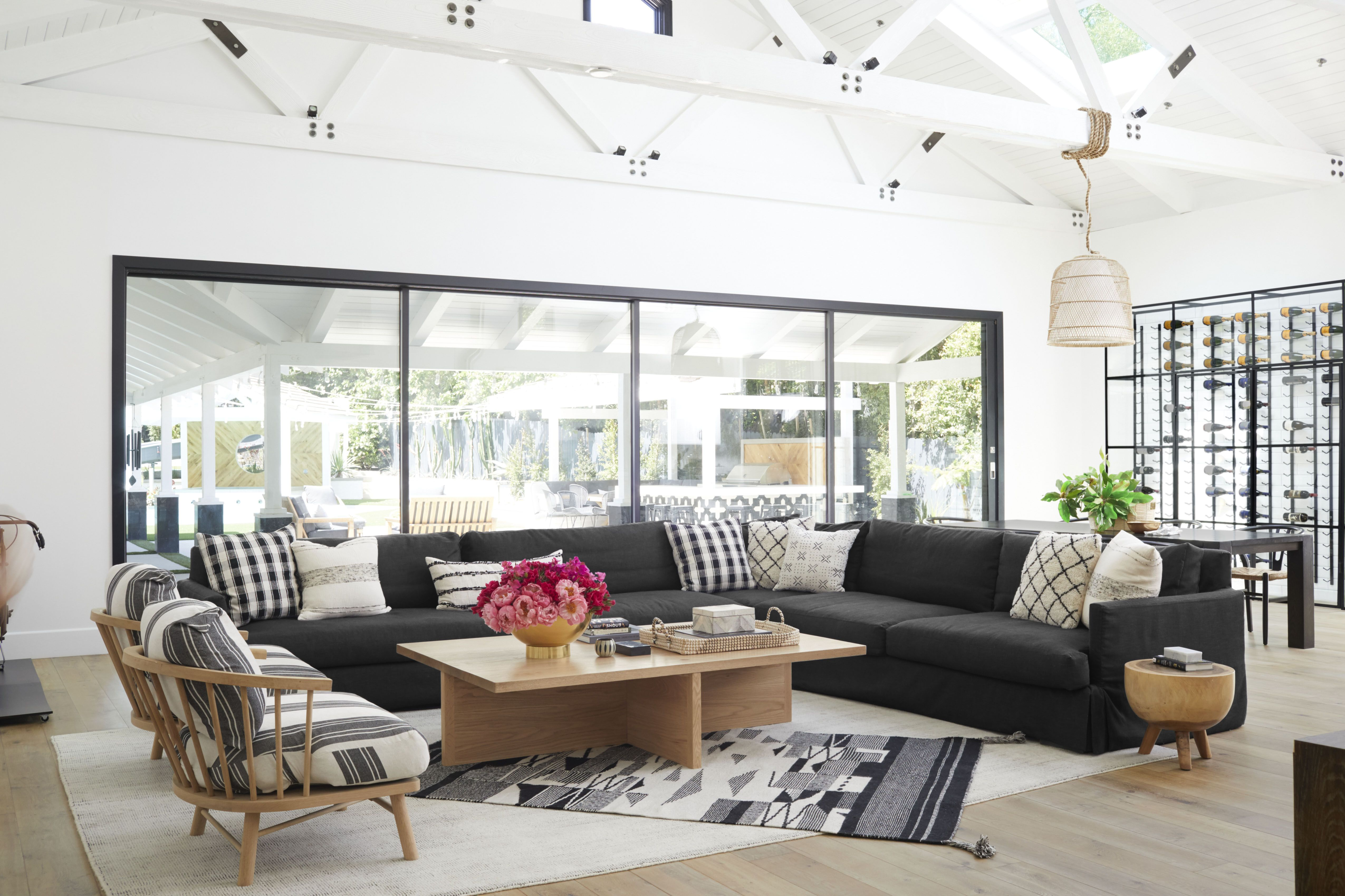 Christina Anstead's Bohemian Modern Farmhouse Is a California Dream