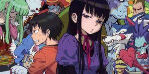 hi score girl anime netflix