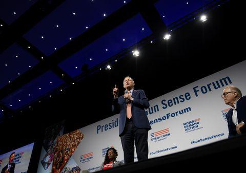 Presidential Candidates Attend Gun Safety Forum In Des Moines