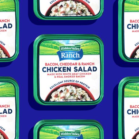 Hidden Valley chicken salad best 2019