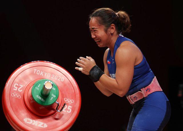 hidilyn diaz, la halterófila y  piloto que ha dado a filipinas su primera medalla en casi un siglo