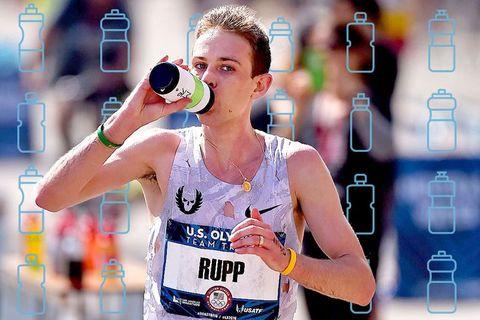 Hidratación en Trials de Maratón Atlanta