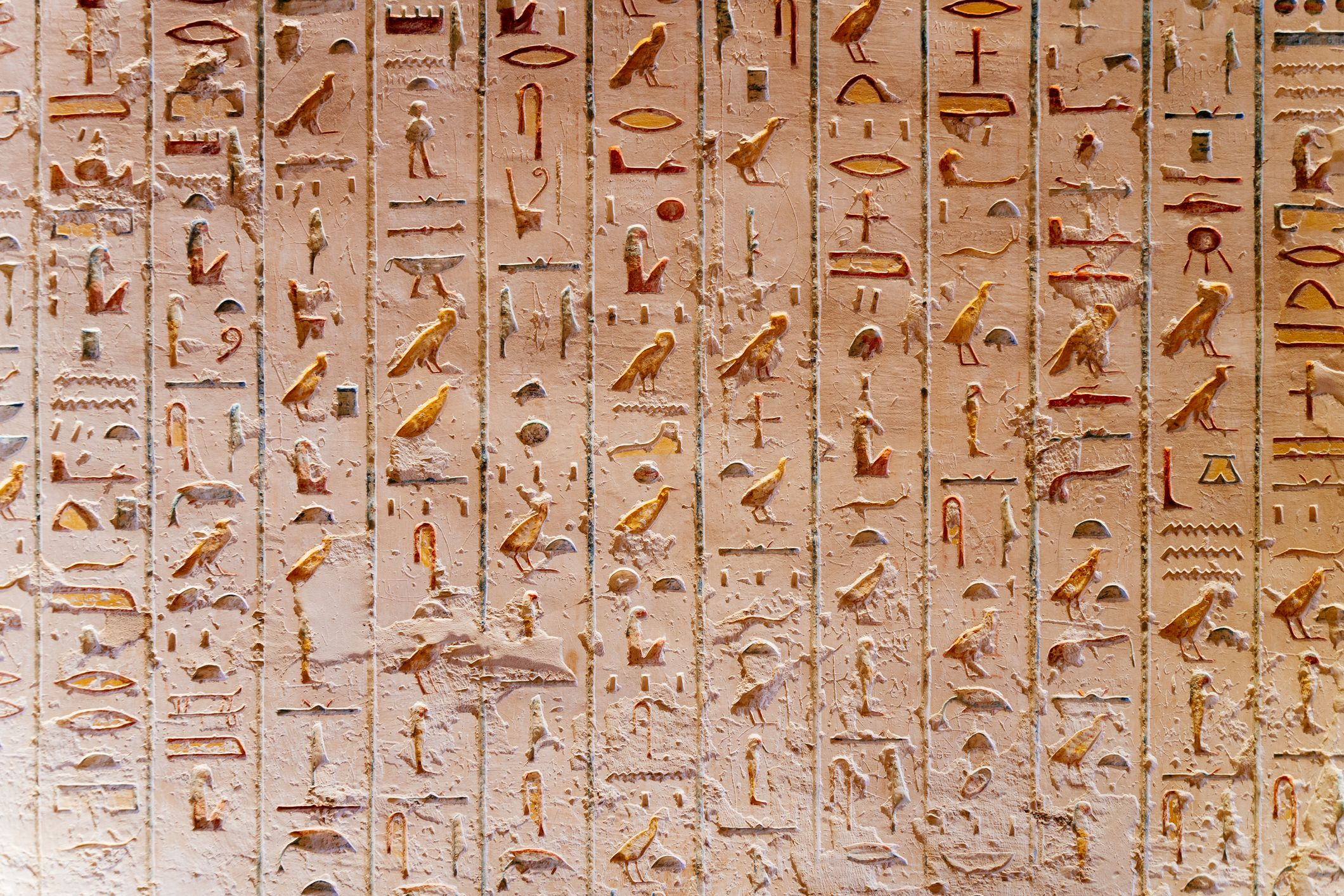 Fun New Way to Annoy Your Friends: Text Them in Hieroglyphics