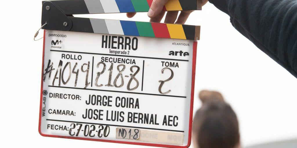 'Hierro' está lista para terminar su segunda temporada