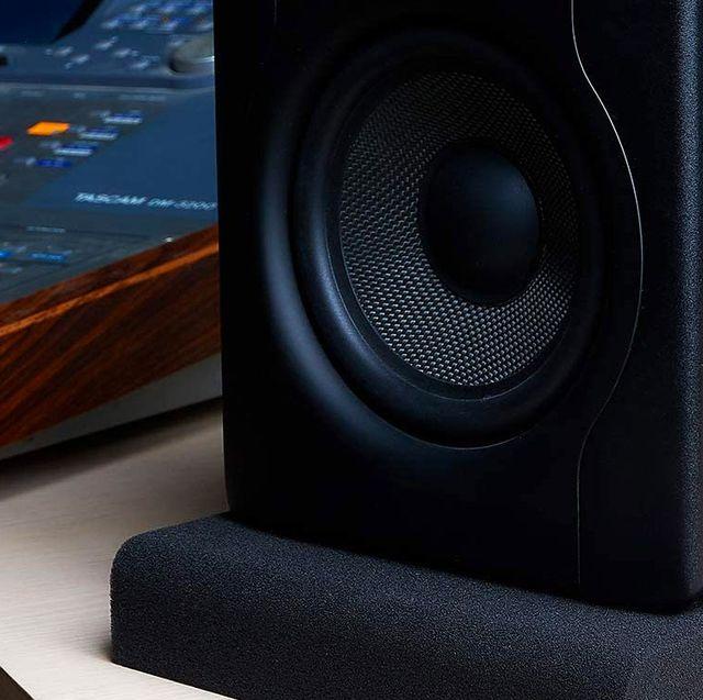 speaker monitor foam