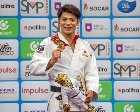 2018 World Judo Championships (20-27 September) 阿部一二三