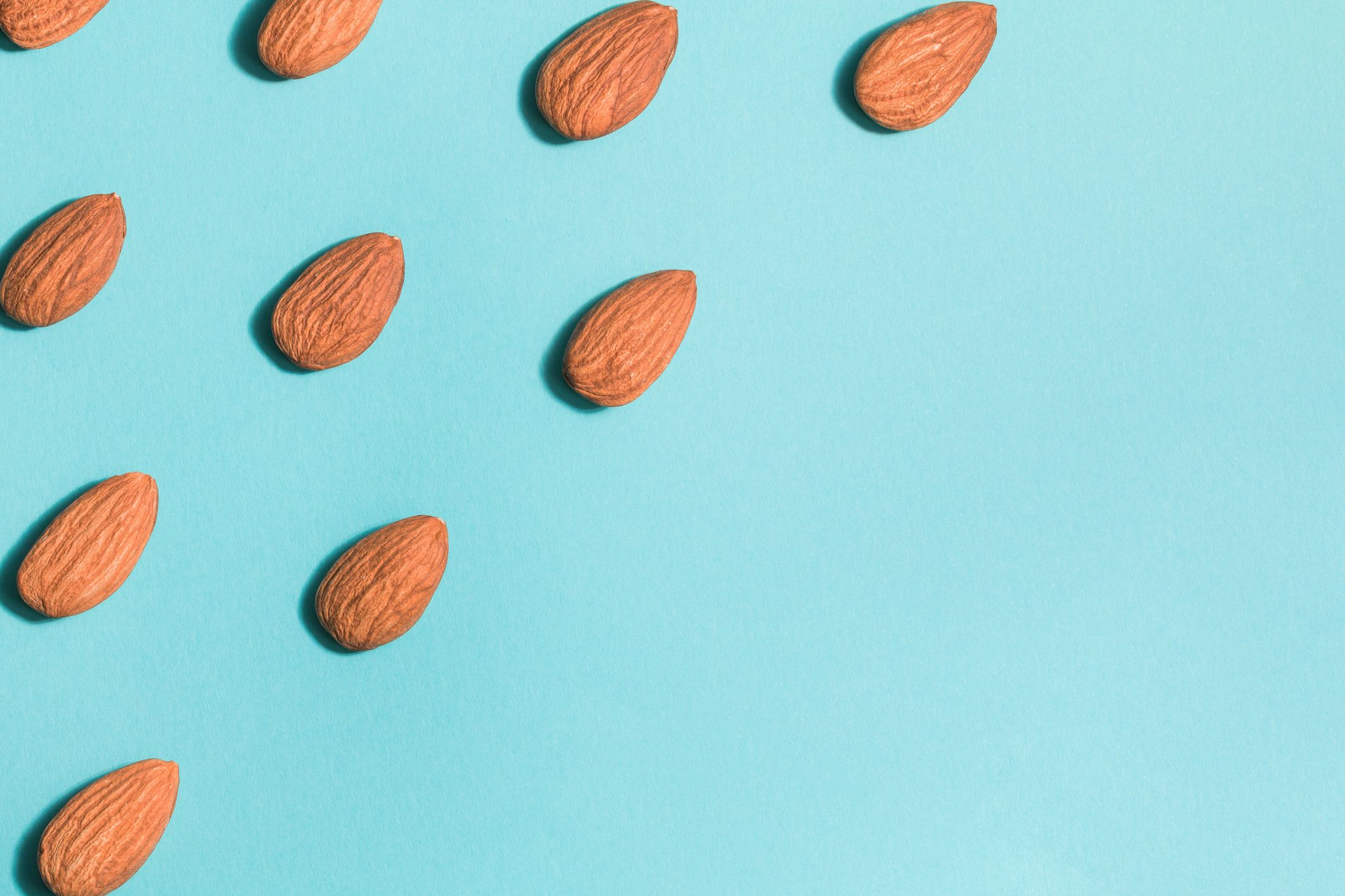 Almonds Have 20 Percent Fewer Calories Than Previously Thought