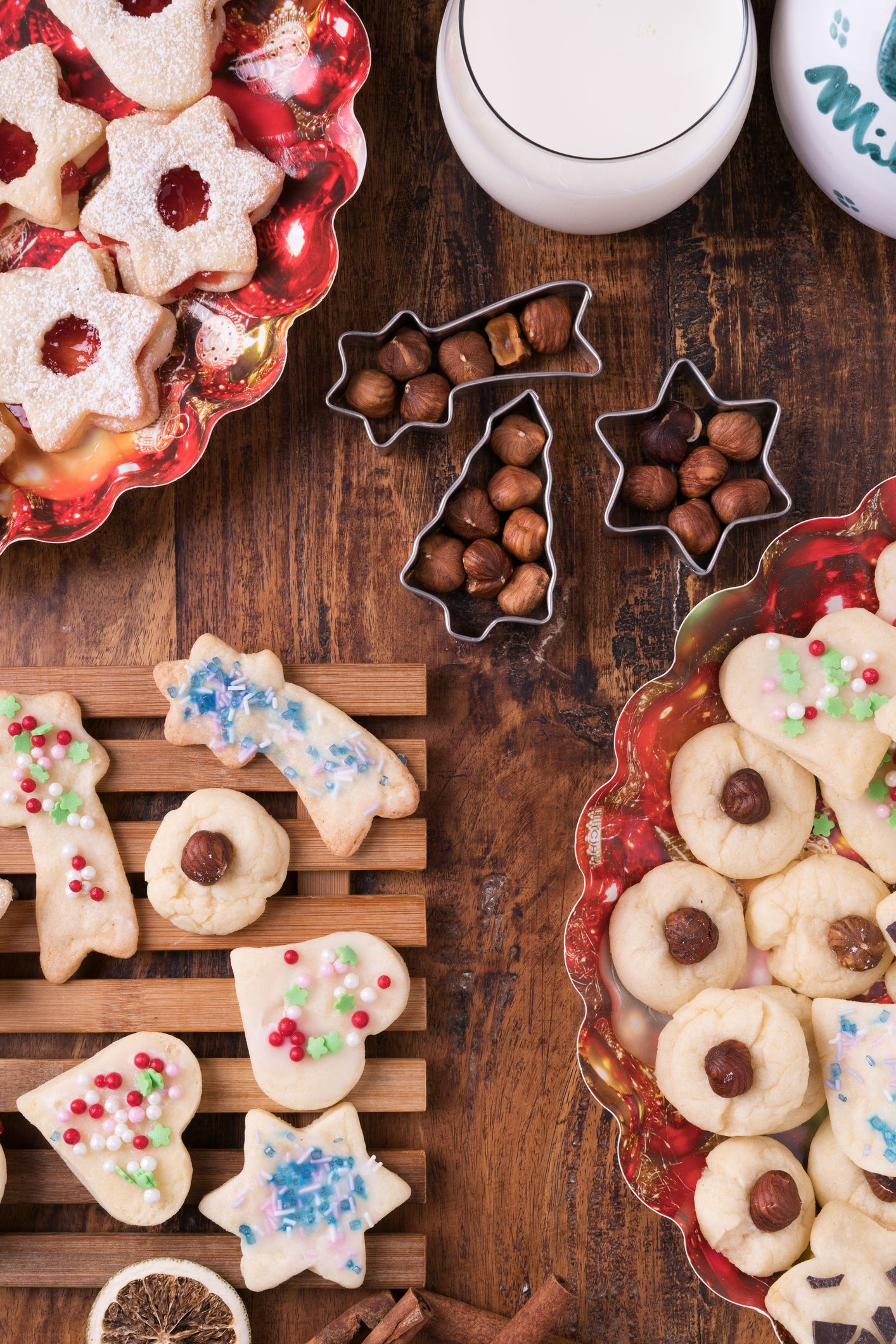 christmas traditions cookie exchange