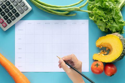 「21天減肥食譜」養成全新飲食方法
