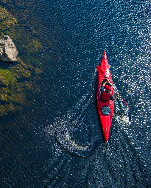 kayak, aventuras