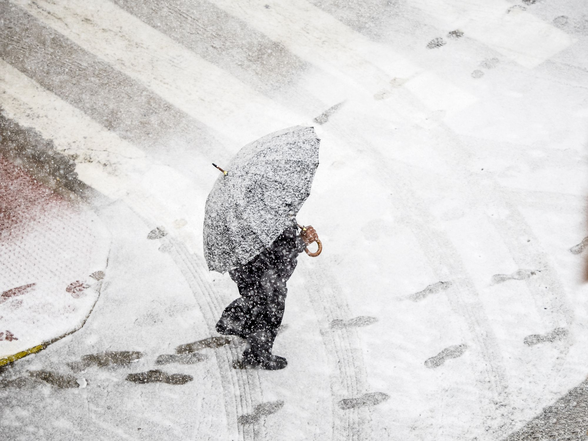 A 'Potentially Historic' Fall Snowstorm Is Expected to Hit Parts of the U.S. This Week