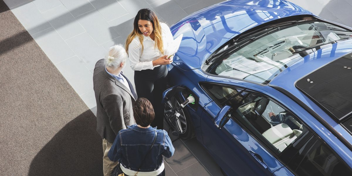 Electric Vehicle Lease Deals