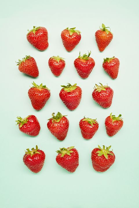 best foods to lower cholesterol   strawberries