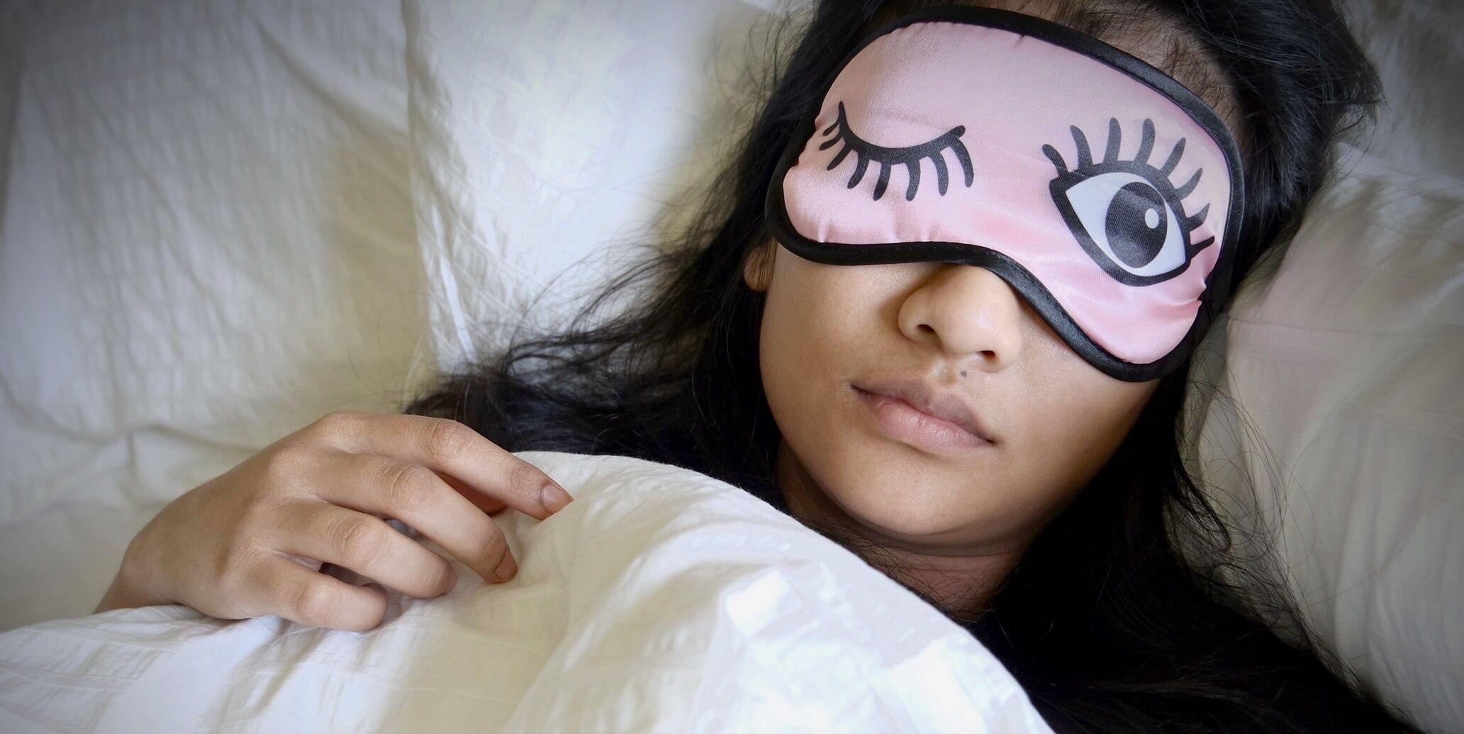 slapen met tampon