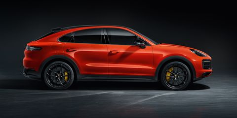 2020 Porsche Cayenne Coupe Revealed Pictures Specs Hp Info